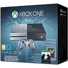 Xbox One - Consola 1 TB + Halo 5