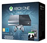 Xbox One 1TB Konsole - Bundle inkl. Halo 5 Limited Edition