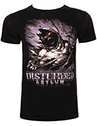 Official T Shirt DISTURBED Album THE ASYLUM Logo 2 NEW All Sizes