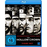 The Hollow Crown - Gesamtedition Staffel 1+2 [Blu-ray]