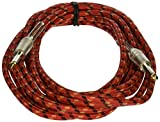 Stagg 25018220 6m S Series Vintage Tweed Instrument Cable