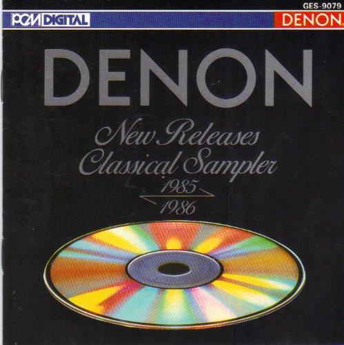 Denon New Releases: Classical Sampler 1985-1986