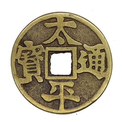 Gubi i soldi di rame vecchio di antiquariato / / / / aiuto, e buona fortuna per la raccolta di feng shui