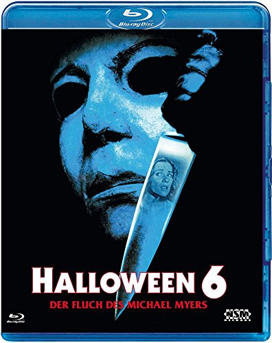 (HALLOWEEN 6 (Limited Edition) Blu-ray)