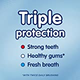 Aquafresh Triple Protection Toothpaste, 75 ml, Fresh and Minty