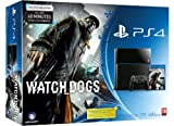 Sony PS4 Console with Watch Dogs (PS4)