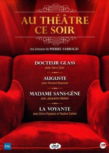 Bild von Coffret au théâtre ce soir [FR Import]