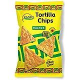 Zanuy Tortilla Chip Nachos Natural - 200 g