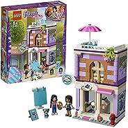 LEGO Friends Emma's Art Studio 41365 Building Kit, 2019 (235 Pieces)