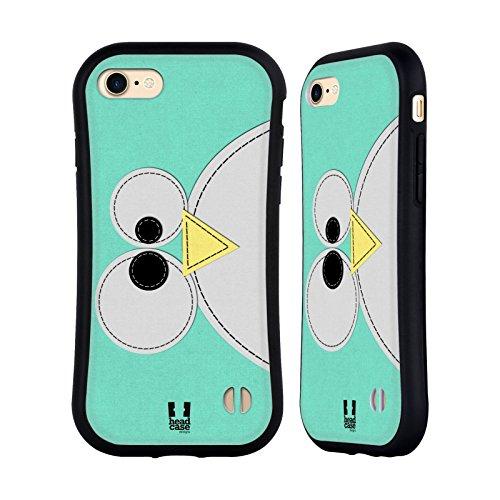 Head Case Designs Koala Animaux - Tache Serie 1 Étui Coque Hybride pour Apple iPhone 5 / 5s / SE Pingouin