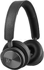 Bang & Olufsen Beoplay H8i Bluetooth On-Ear Kopfhörer (drahtloser, Active Noise Cancellation, Transparenz-Modus und Mikrofon) schwarz