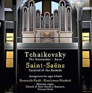Tchaikovsky, Saint-Saëns:Nutcracker-Suite/ Carnival of the Animals