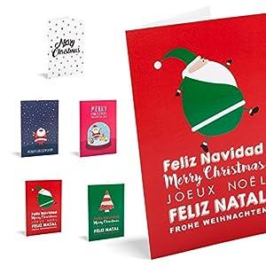 "Tarjetas de Navidad Unicef ""Good"