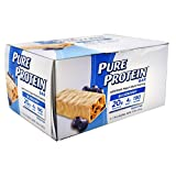 Pure Protein PURE PROTEIN BAR, Blueberry 1.76 oz/6 Bars