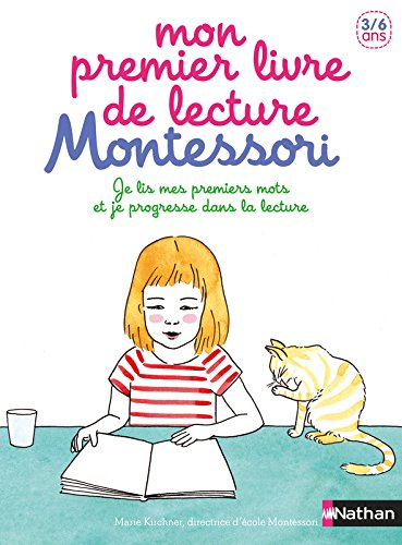 Mon premier livre de lecture Montessori par Marie Kirchner