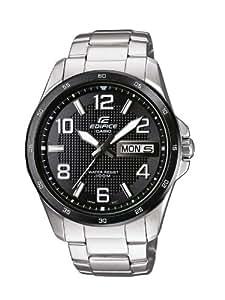 Casio Men's Quartz Watch EDIFICE EF-132D-1A7VER with Metal Strap