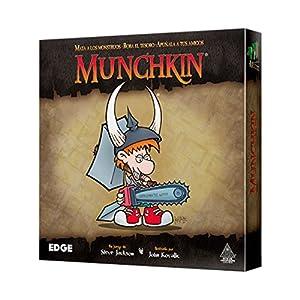 juegos de rol: Edge Munchkin MU01 - juego de mesa