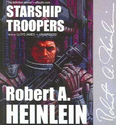 (STARSHIP TROOPERS ) BY Heinlein, Robert A. (Author) Compact Disc Published on (02 , 2007)
