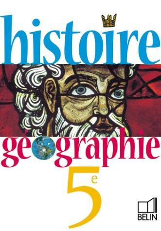Histoire géographie, 2000 (livre de l'élève) par Rémy Knafou