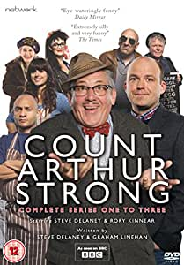 Count Arthur Strong: The Complete Series 1-3 [DVD]