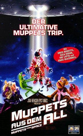 Jim Henson präsentiert: Muppets aus dem All (Muppets from Space) [VHS]