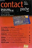 CONTACT POCHE - N°337 - DU 20 JUIN AU 30 AOUT 1997 / LOGICIELS, ORDINATEUR PORTABLE, SOURIS, APPAREIL PHOTO NUMERIQUE, EXTENSION DE MEMOIRE ...