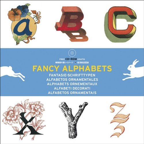 Fancy Alphabets (Pepin Patterns, Designs and Graphic Themes) by Pepin van Roojen (29-Sep-2003) Paperback (Alphabet 29-designs)