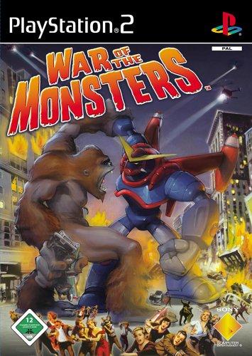 Gebraucht, War of the Monsters gebraucht kaufen  Wird an jeden Ort in Deutschland