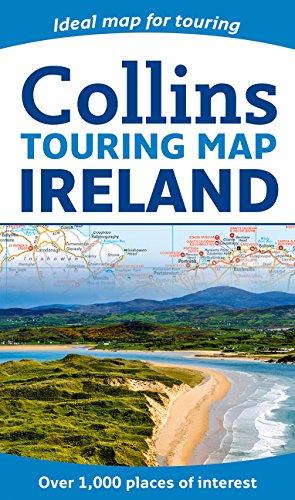 Collins Ireland Touring Map (Maps) por Collins Maps