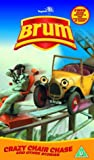 Picture Of Brum: Crazy Chair Chase And Other Stories [VHS]