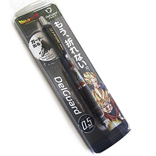 Dragon Ball Z 0.5mm Zebra Delguard portamine Son Goku Vegeta super Sayan