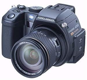 Konica Minolta DiMAGE A200 Appareil photo numérique Reflex SLR + Grand Angle ACW100 8,0 Mégapixels 74047