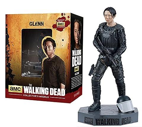 The Walking Dead Collector's Models #7 Glenn (Collector Series Abbildung)