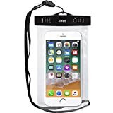 Funda Impermeable iPhone 7 6s 6 Plus Huawei P9 Bq Aquaris x5 Xiaomi Samsung Moviles, Bolso Sumergible Waterproof Case Transparente