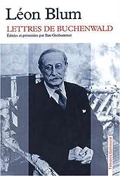 Lettres de Buchenwald