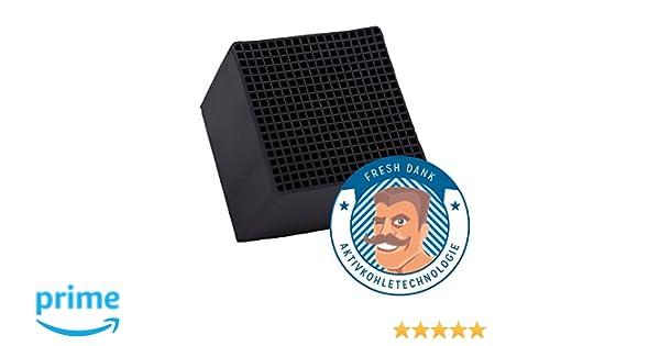 Kühlschrank Geruchsneutralisierer : Lufterfrischer filter cube für den kühlschrank