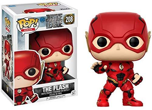 Comprar juego de mesa: Funko Pop!- Pop Movies: DC Figura de Vinilo The Flash, colección Justice League, Multicolor (13488)