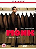 Monk - Season 4 - Complete [DVD]