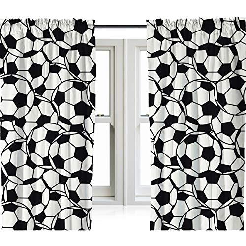 Zappi Co Wende Fußball Design Bettwäsche - Weiß, 72