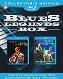 Blues Legends Box [Blu-ray]
