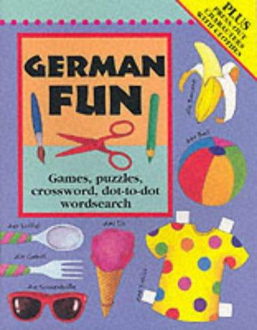 German Fun: Language Activity Book (Language Activity Books)