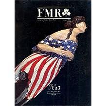 FMR. Maggio 1984 - N. 23