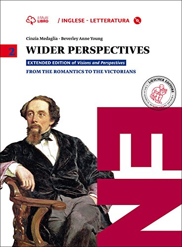 Wider perspectives. Per le Scuole superiori. Con CD-ROM. Con e-book. Con espansione online: 2