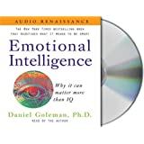 Emotional Intelligence: Why it can matter more than IQ (3 CD's / Abridged) 0th Edition price comparison at Flipkart, Amazon, Crossword, Uread, Bookadda, Landmark, Homeshop18