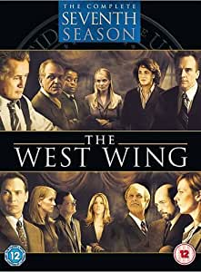the west wing complete season 7 dvd 2001 martin sheen rob lowe stockard. Black Bedroom Furniture Sets. Home Design Ideas