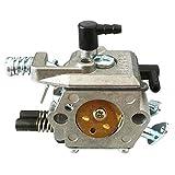 jrl carburador Carb Para 45cc 52cc 58cc Tarus de motosierra 450052005800chino Sanli