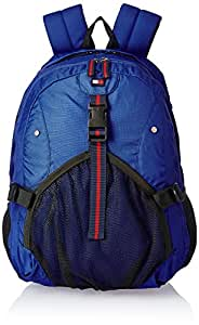 Tommy Hilfiger Rover 22.08 Ltrs Royal Blue Laptop Backpack (TH/BIKCL20ROV)