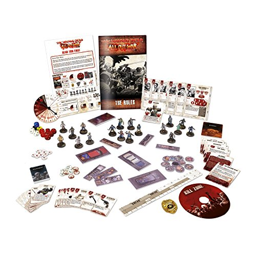 Mantic Games The Walking Dead: Todos out Guerra