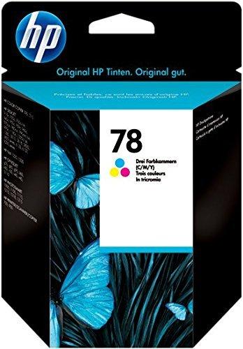 HP C6578D#301 Cartouche d'encre d'origine 3 Couleurs