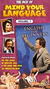 Mind Your Language: The Best Of - Volume 1 [VHS] [1977]